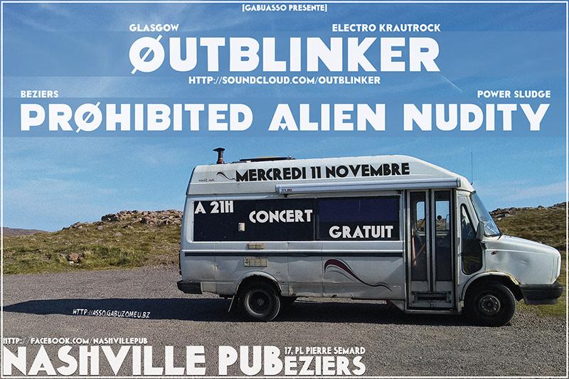 Outblinker @ Beziers