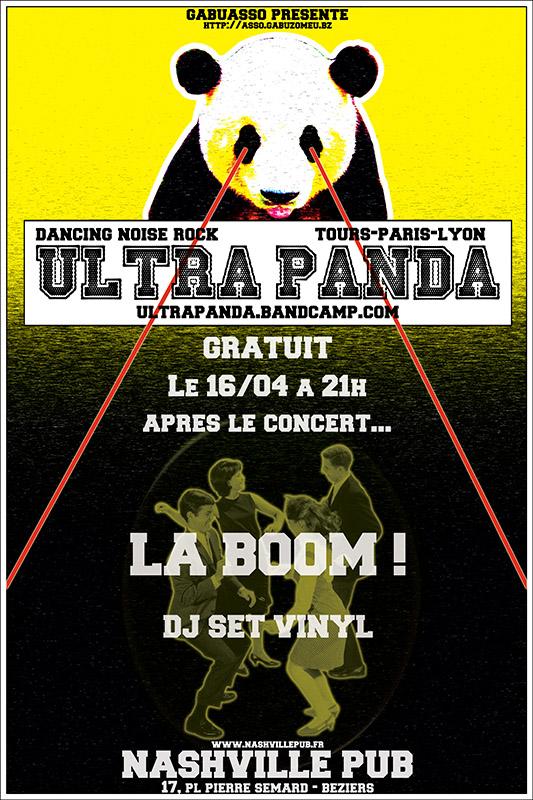 Ultra Panda @ Beziers
